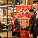 Beer League Craft Brewed Lager Launch Event