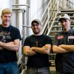 Chris Young Half Pints Brewing Co Central City Collaboration Across the Nation Canada 150 Red Racer