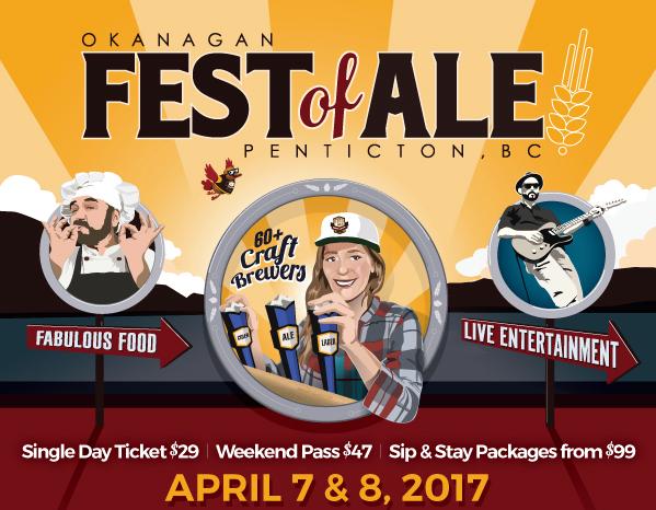 Okanagan Fest of Ale Penticton