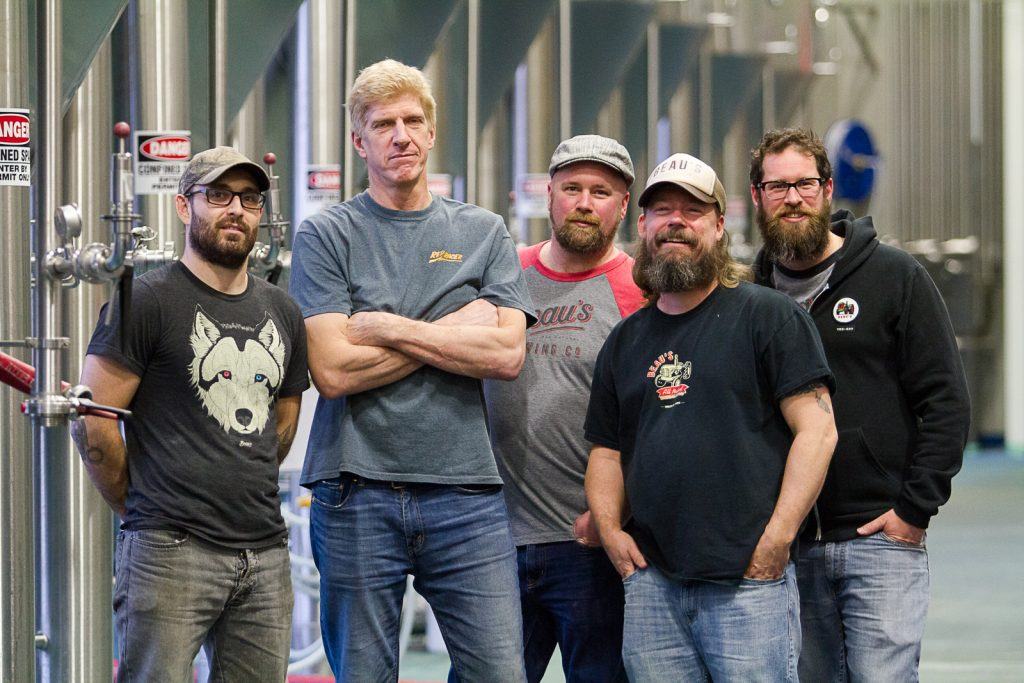 Ontario Beau's All Natural Brewing