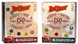 Red Racer Across The Nation Collaboration 6-Packs