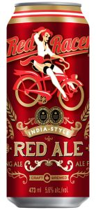 Red Racer Red Ale 473ml can mockup