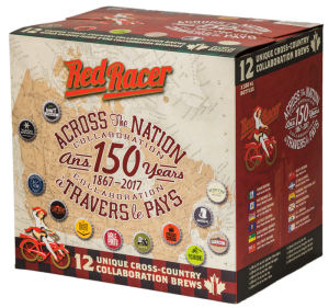 Red Racer Across The Nation Mix Pack - Partnered with Four Winds
