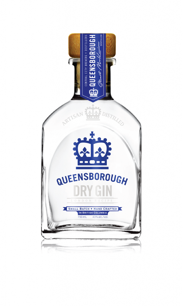 Central City Queensborough Gin
