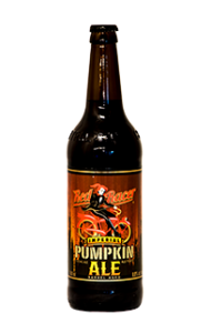 Central City Red Racer Barrel Aged Imperial Pumpkin Ale