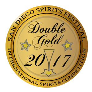 Double Gold Queensborough Gin Central City