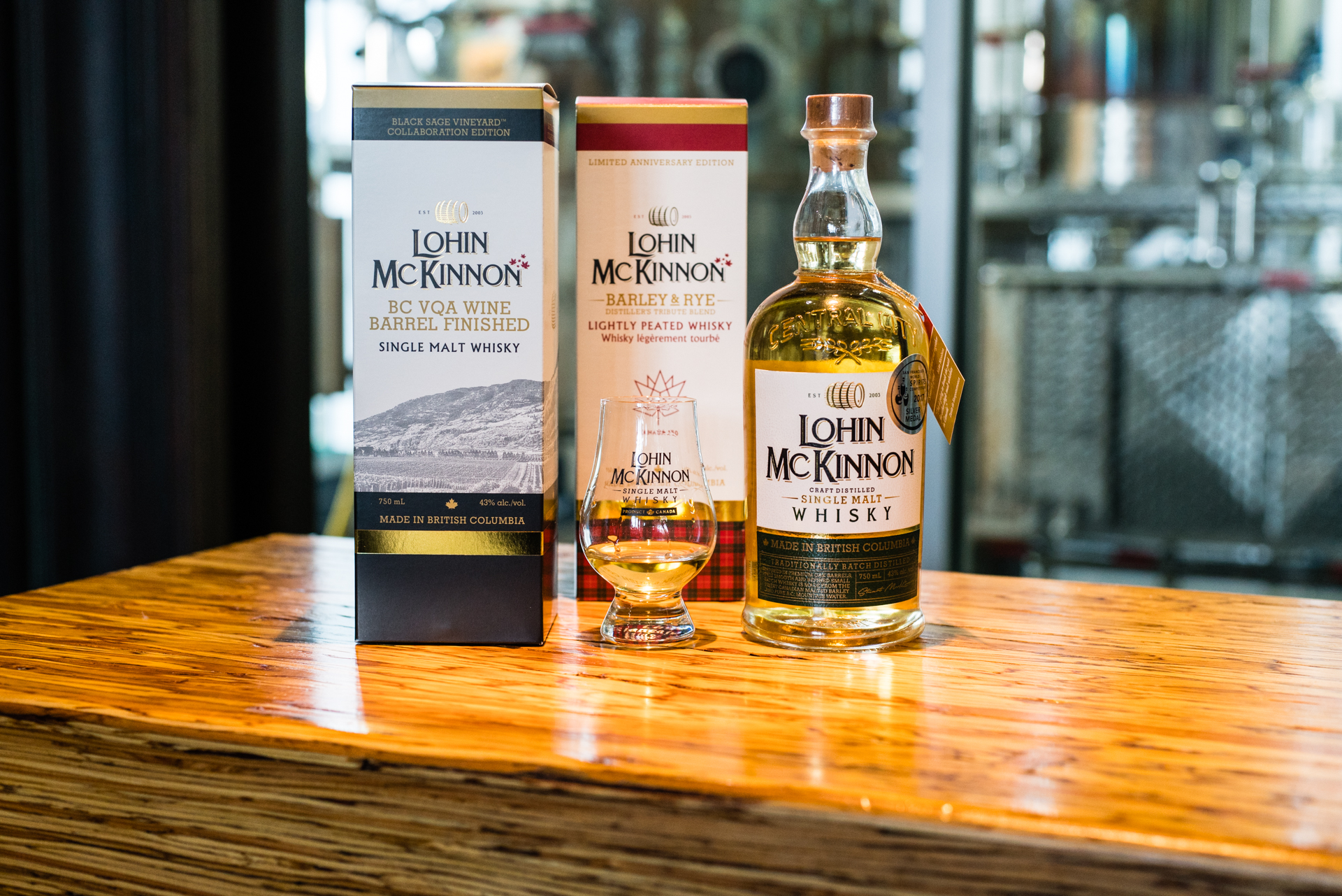 Central City Gift Ideas Whiskies