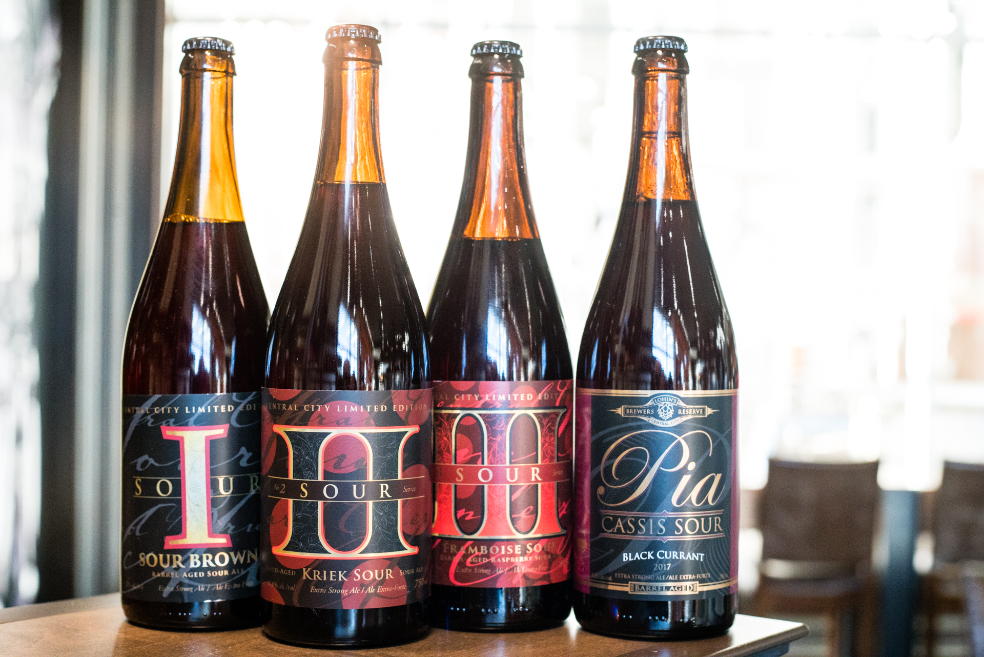 Central City Gift Ideas Sour Beer