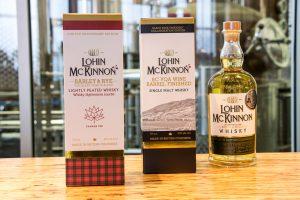 Lohin McKinnon Whisky family