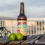 Red Racer Lime Margarita Gose Close