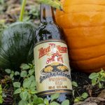 Red Racer Snickerdoodle Pumpkin Ale Bottle Close-up