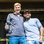 Red Racer Imperial IPA wins Gold at BC Beer Awards 2018 Gary and Zak