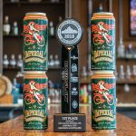 Red Racer Imperial IPA wins Gold at BC Beer Awards 2018