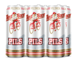 Red Racer Pils 6 x 500ml Craft Beer