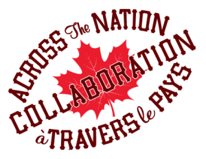 Red Racer Across the Nation Collaboration Logo