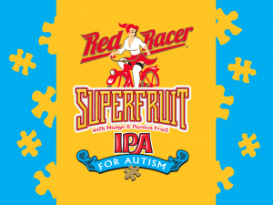 Red Racer Superfruit for Autism Banner Image