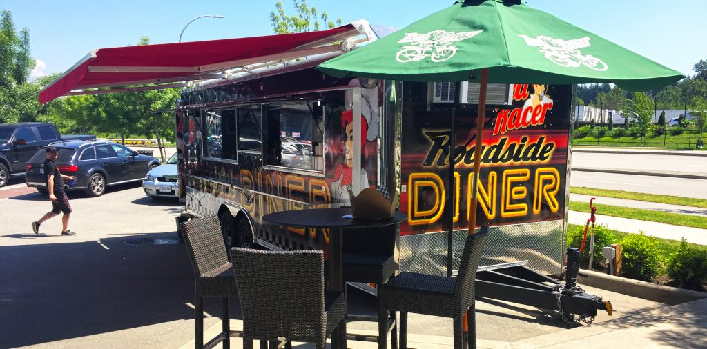 Red Racer Roadside Diner Food Truck