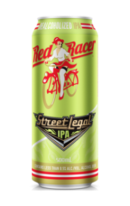 Red Racer Street Legal Dealcoholized IPA Product Thumbnail