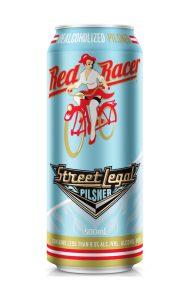 Red Racer Street Legal Dealcoholized Pilsner Product Image