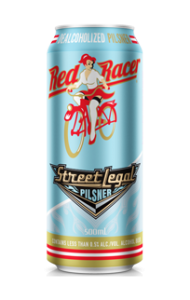 Red Racer Street Legal Dealcoholized Pilsner Product Thumbnail