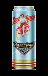 Red Racer Street Legal Dealcoholized Pilsner Product Thumbnail