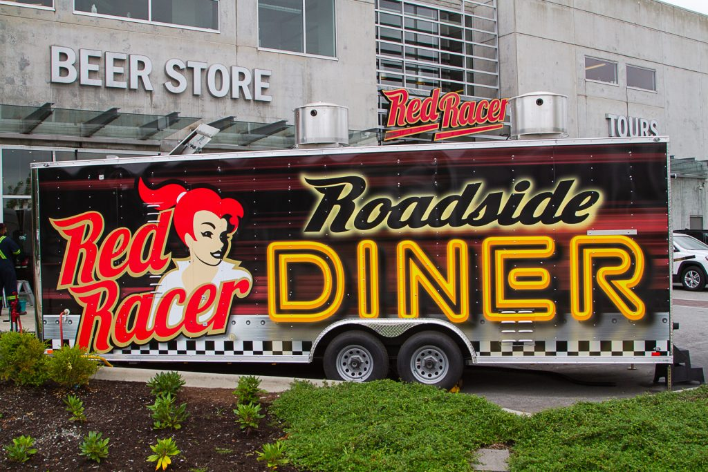 Red Racer Roadside Diner