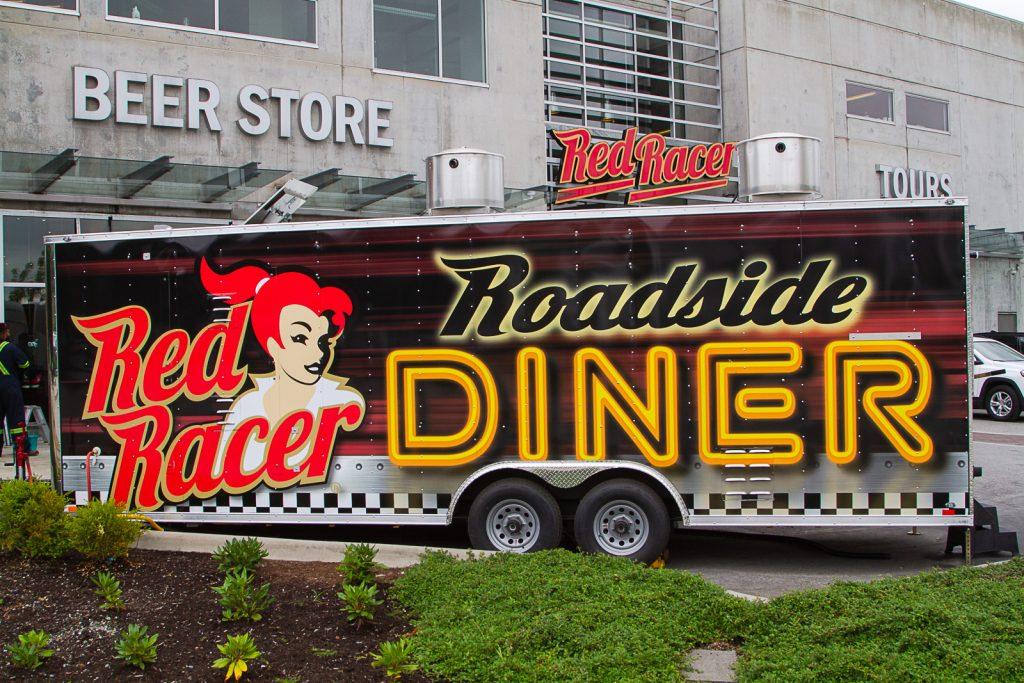 Red Racer Roadside Diner